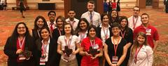 Brewer FCCLA Students won several awards at the state competition and several will advance to Nationals.