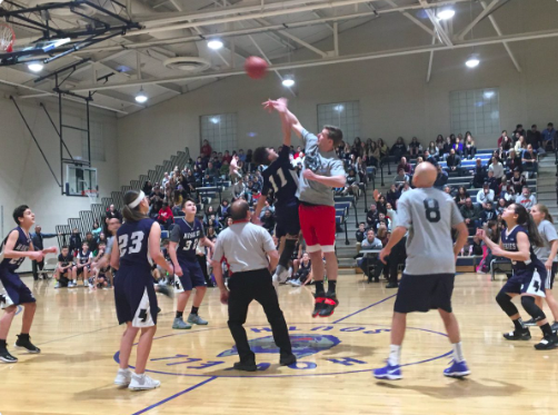 Student Faculty game 2019
