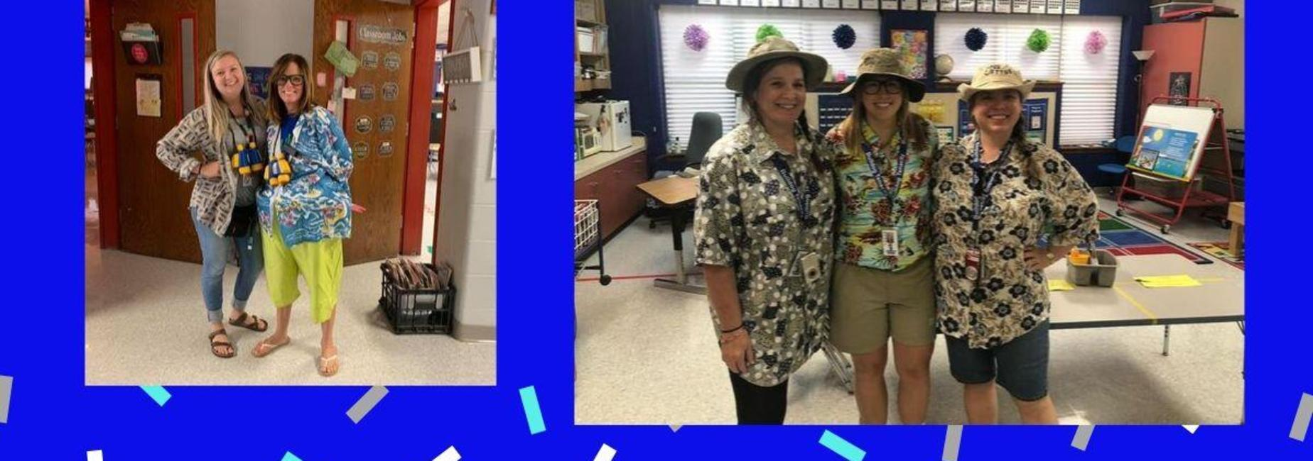 Twin Day/Tourist