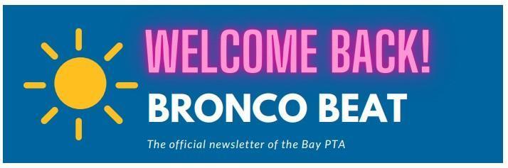 PTA newsletter logo