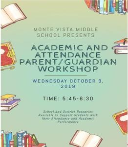 attendance workshop flyer