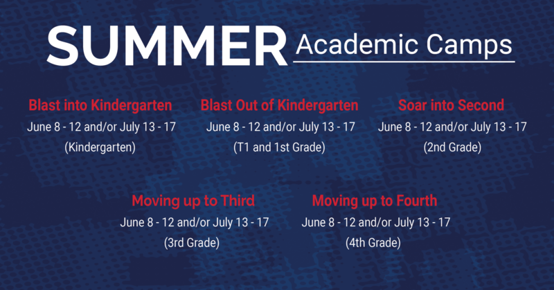 Summer Academic Camps