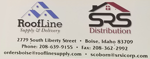 RoofLine Supply and Delivery, SRS Distribution