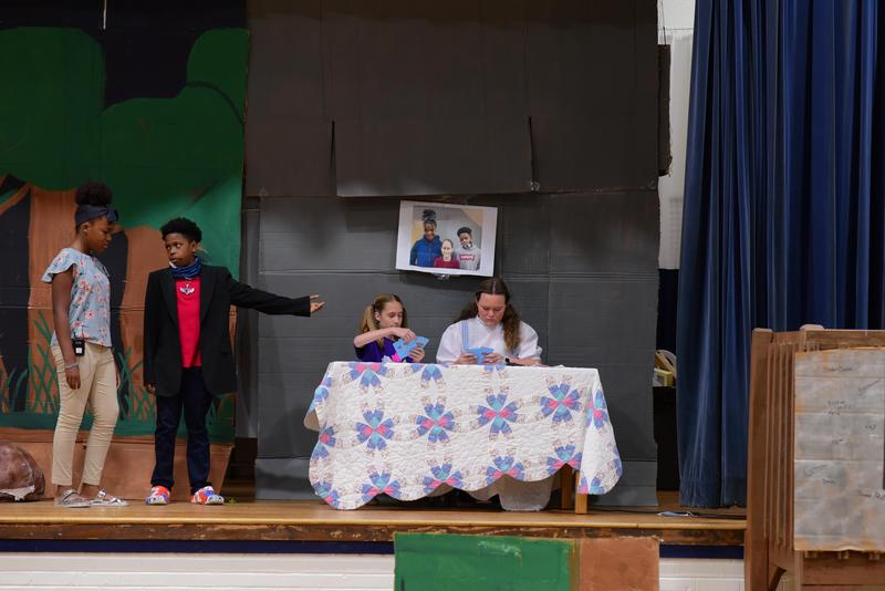 Drama Club Performs Are We Scared Yet? Featured Photo