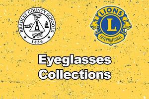 Lions Club Eyeglasses Collection