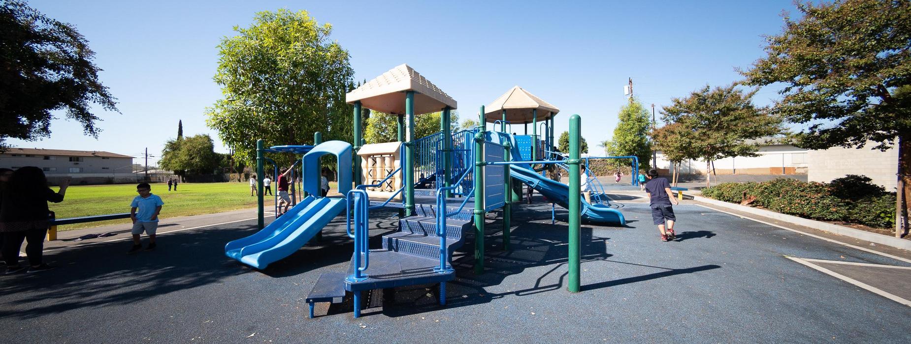 Northrup Playground during Recess