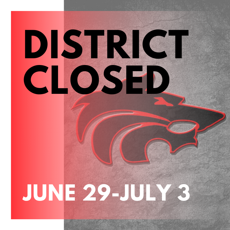 District Closed Logo