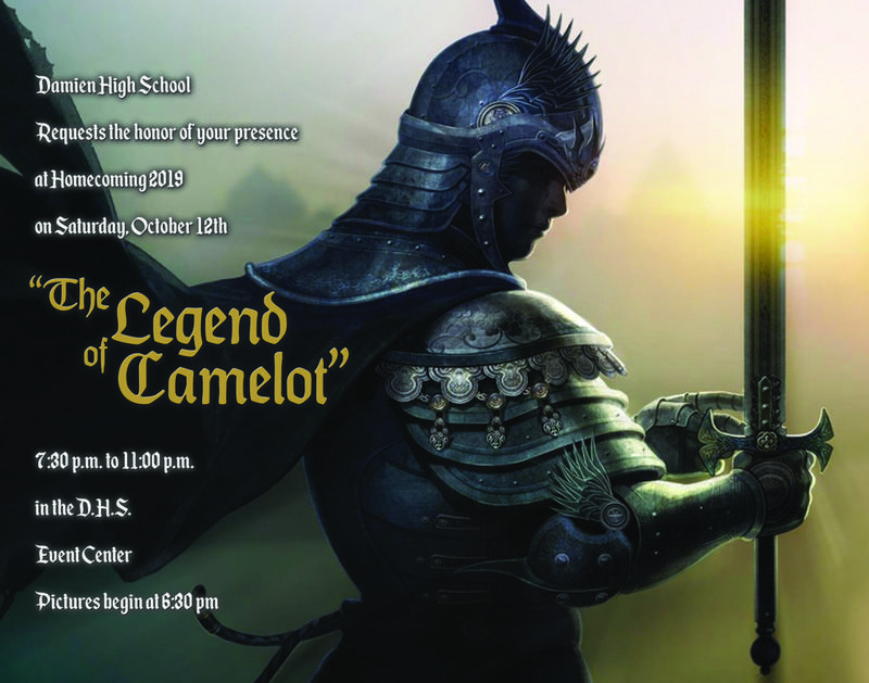 Homecoming 2019 - The Legend of Camelot Featured Photo