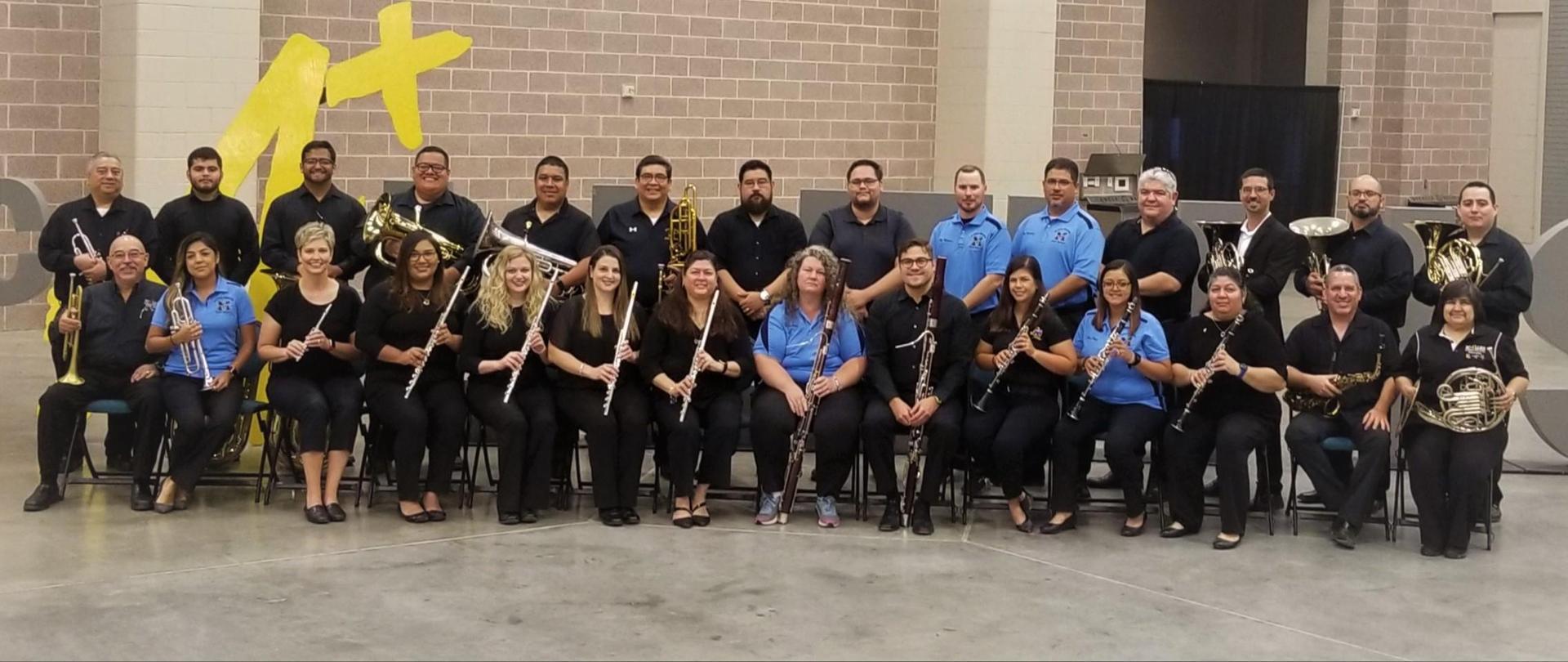 2019-2020 MISD Band Directors