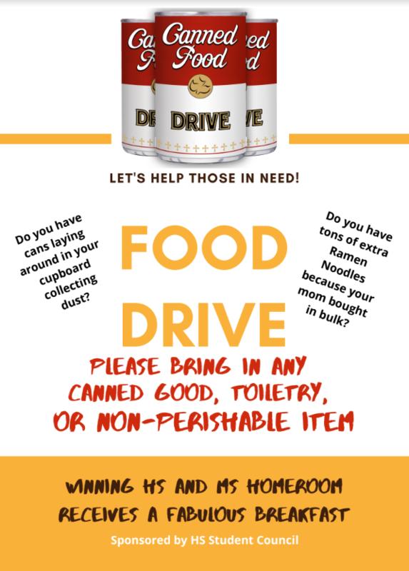 Local Food Bank Needs Your Help! Thumbnail Image