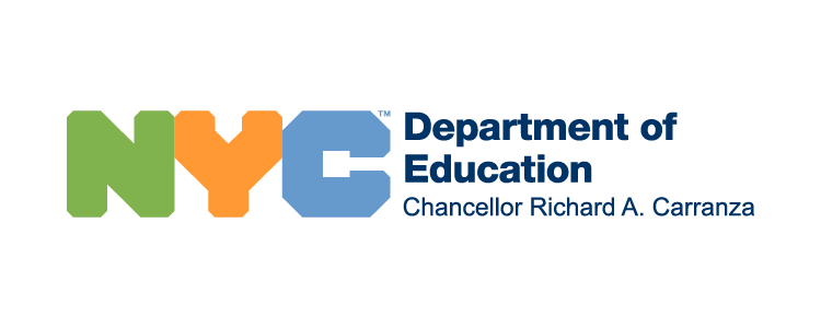 NYC Department of Education Logo with Chancellor's name