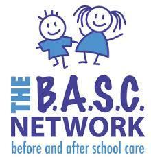 logo for the basc network child care program