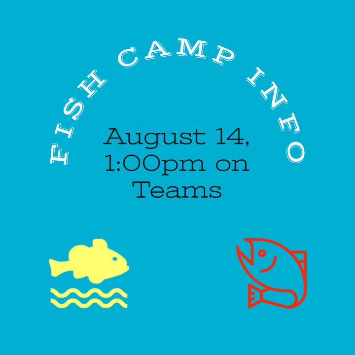 Fish Camp Info