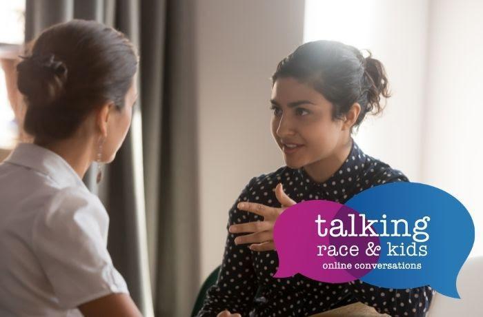 talking race & kids