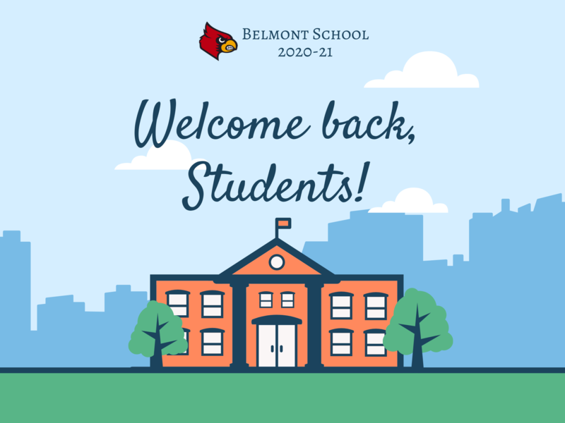 Belmont School Virtual Open House