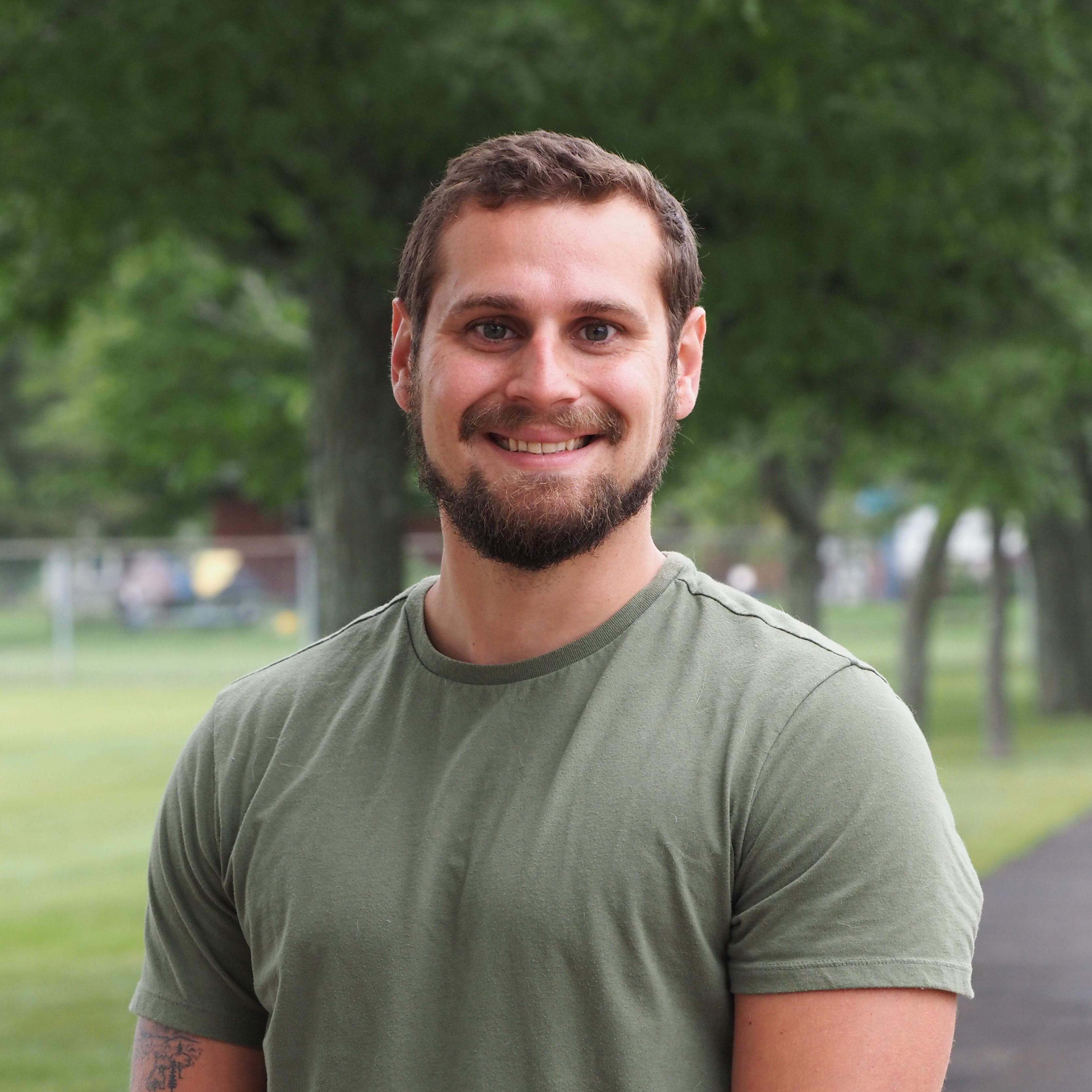 Mathew Heald's Profile Photo