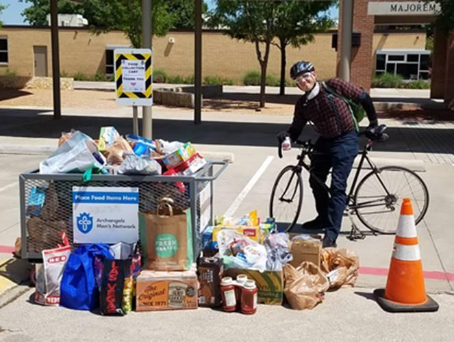 Take Part in Our St. Rita Food Pantry Collection Thumbnail Image