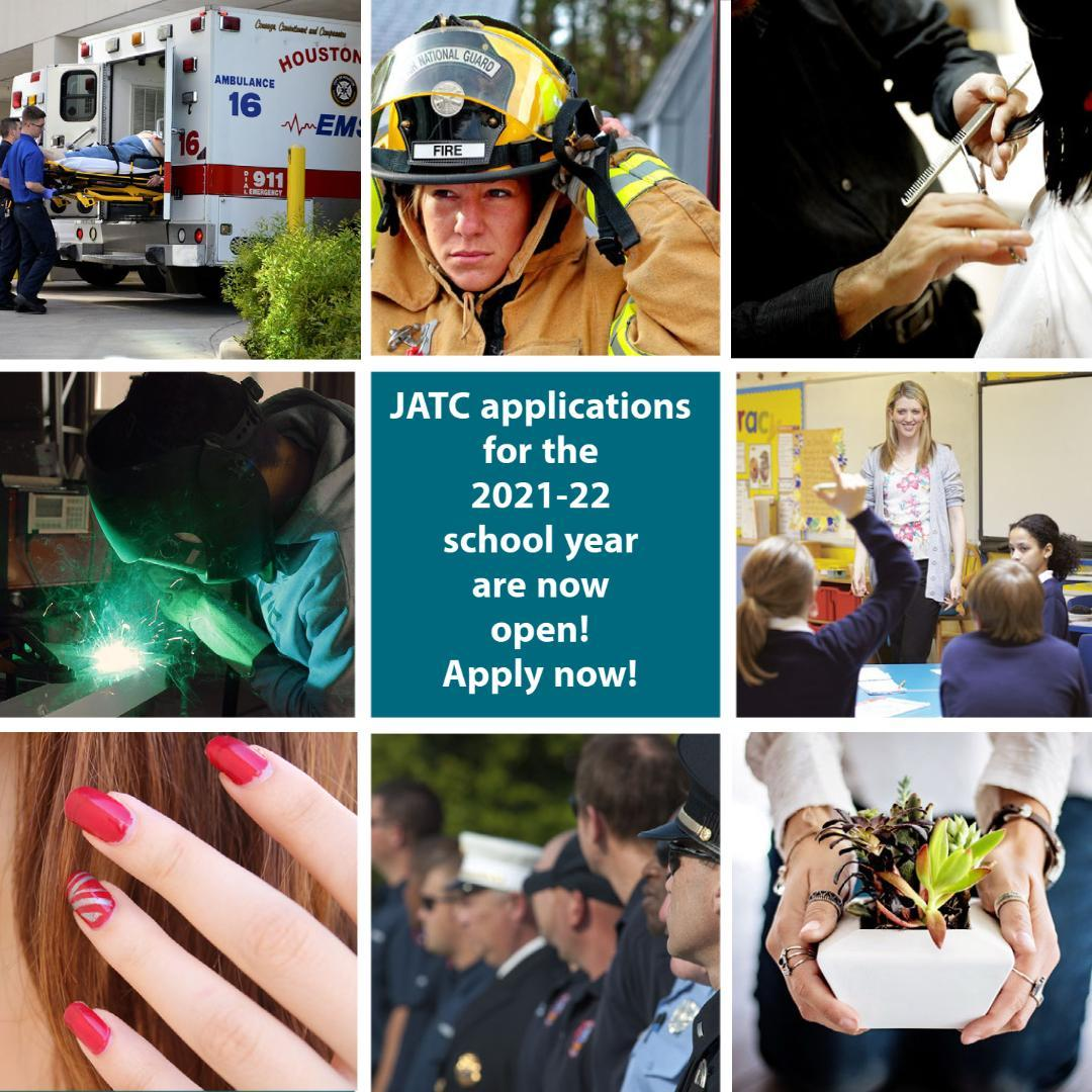 JATC Applications are now open