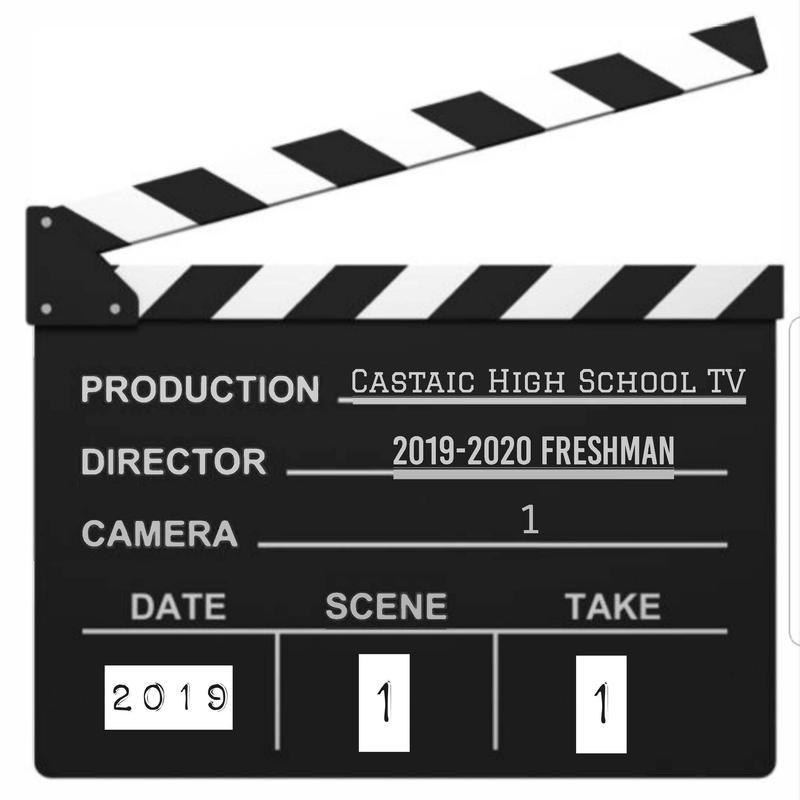 film clapper, castaic tv