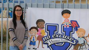 Stephanie Dominguez Faculty Focus Friday