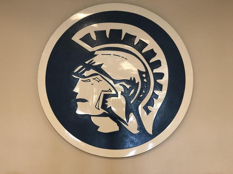 Spartan Head Photo