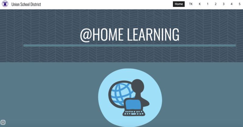 @Home Learning Update Featured Photo