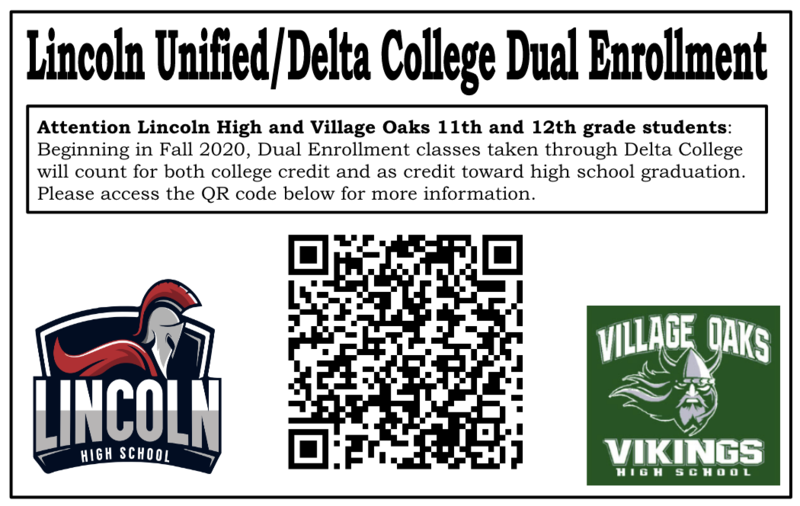 Delta College Dual Enrollment Featured Photo