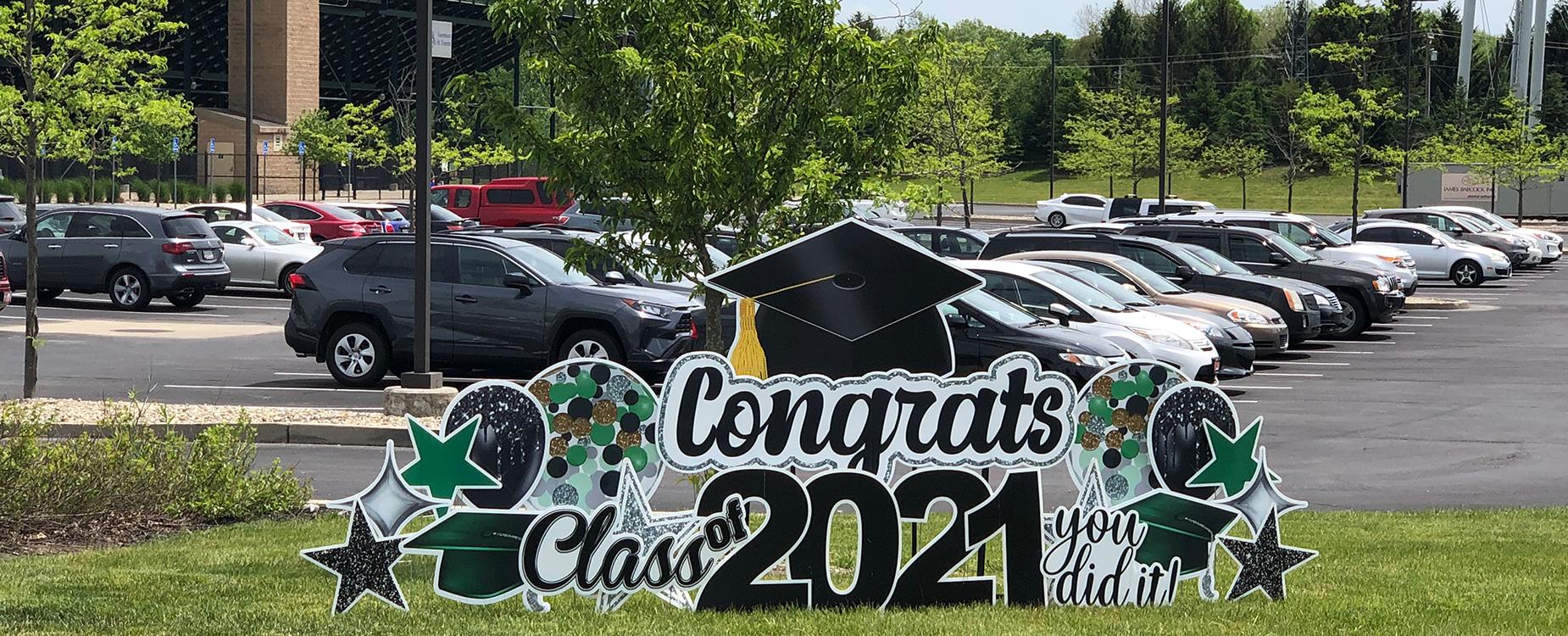 Congrats Grads 2021