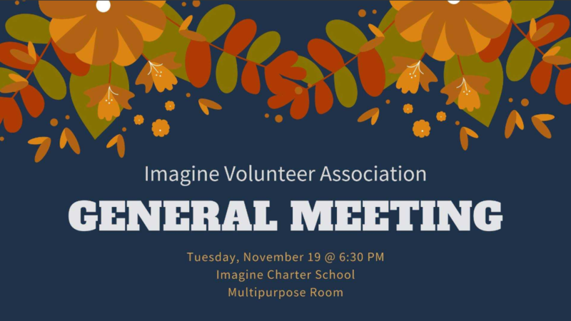 IVA General Meeting - November 19th Featured Photo