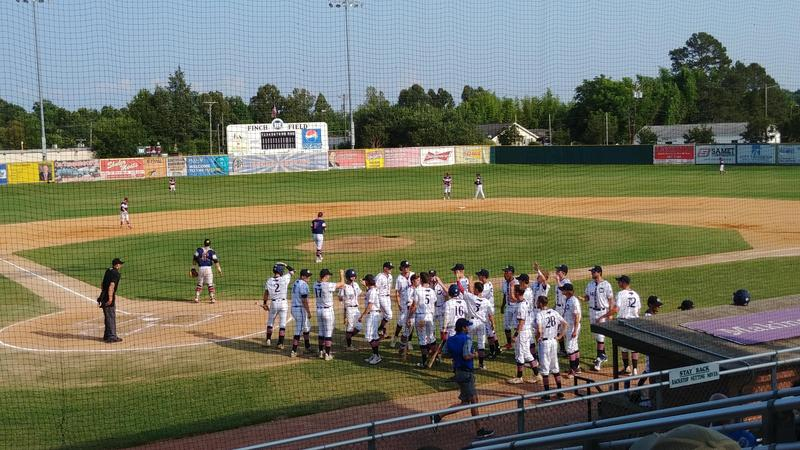 HiToms team on the field.