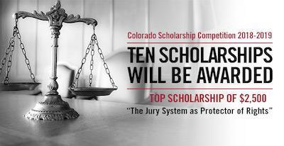 Burg Simpson Scholarship Ad