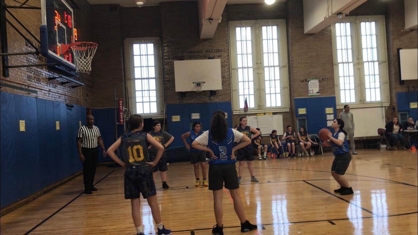 Basketball Girls Team