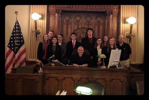 CHS Mock Trial Team
