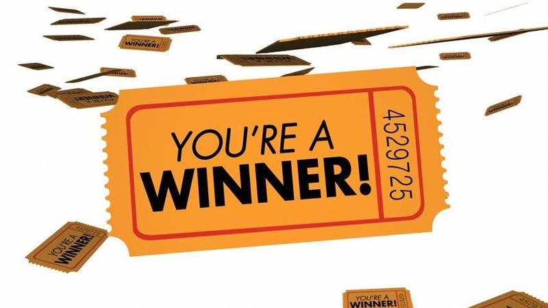 Raffle Results - Congratulations to the Winners Thumbnail Image