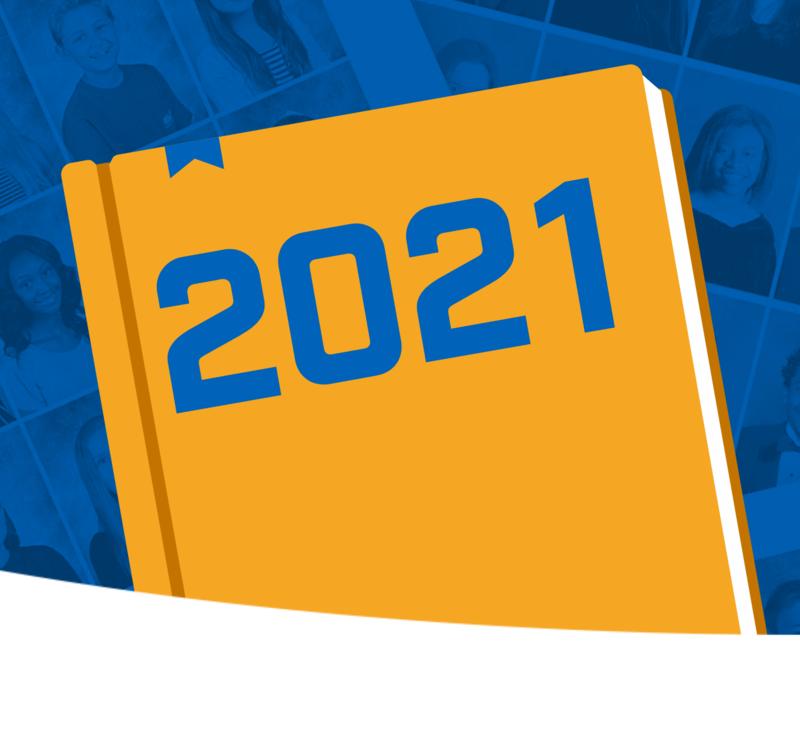 BUY THE 2020-2021 YEARBOOK!/ ¡COMPRE EL ANUARIO DE 2020-2021! Featured Photo