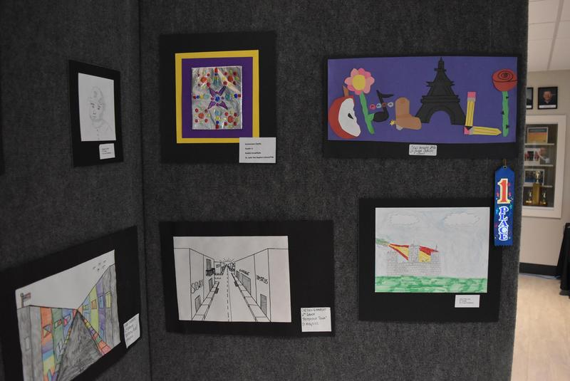 Bishop Luers to present Middle School Art Fair Thumbnail Image