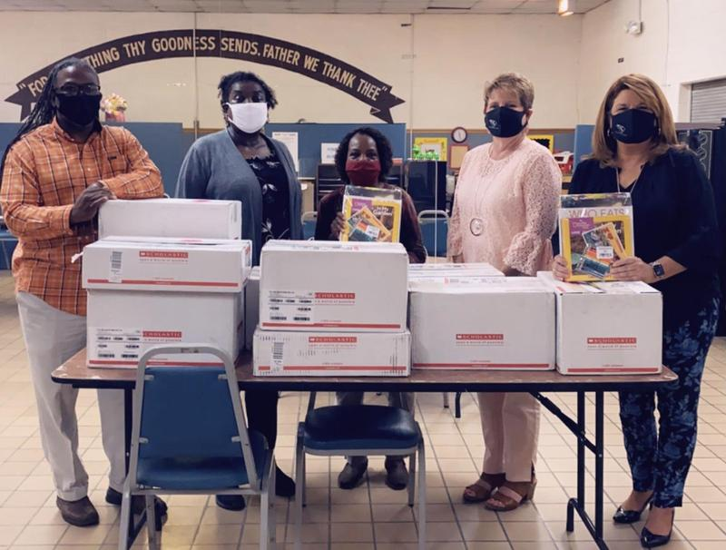 CCSD distributes summer reading packets Featured Photo