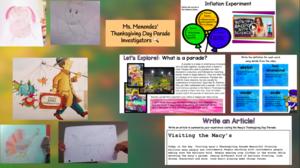 Thanksgiving investigators collage