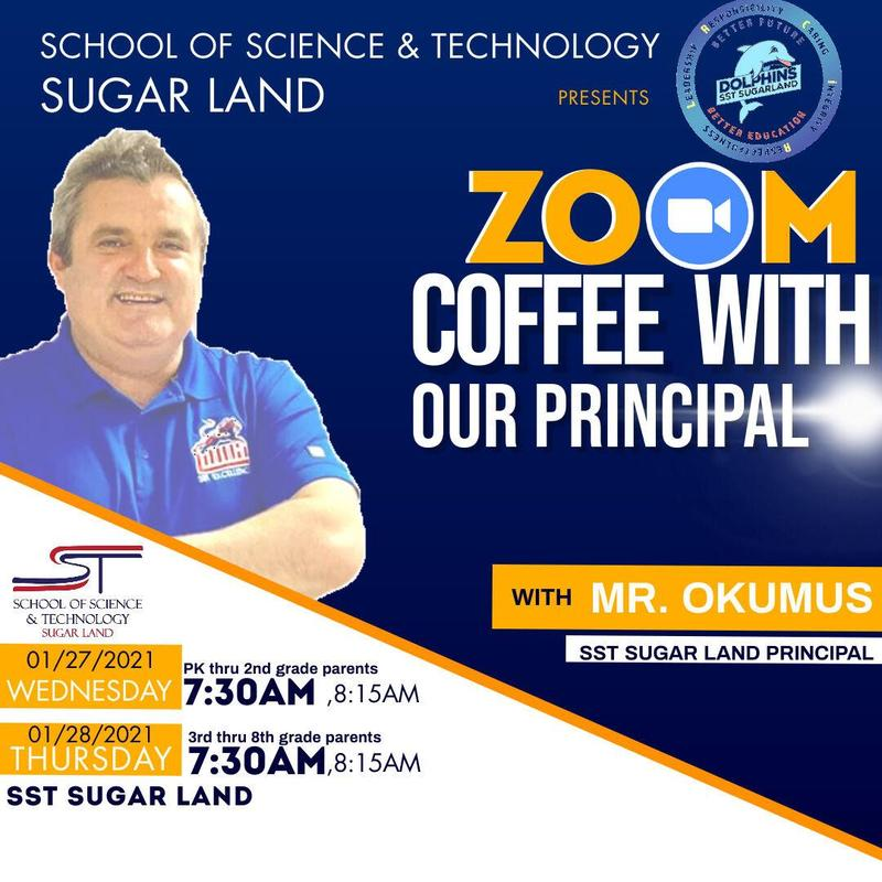 RSVP Requested: Coffee with the Principal Featured Photo