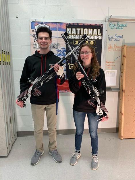 Rifle Team (JROTC)