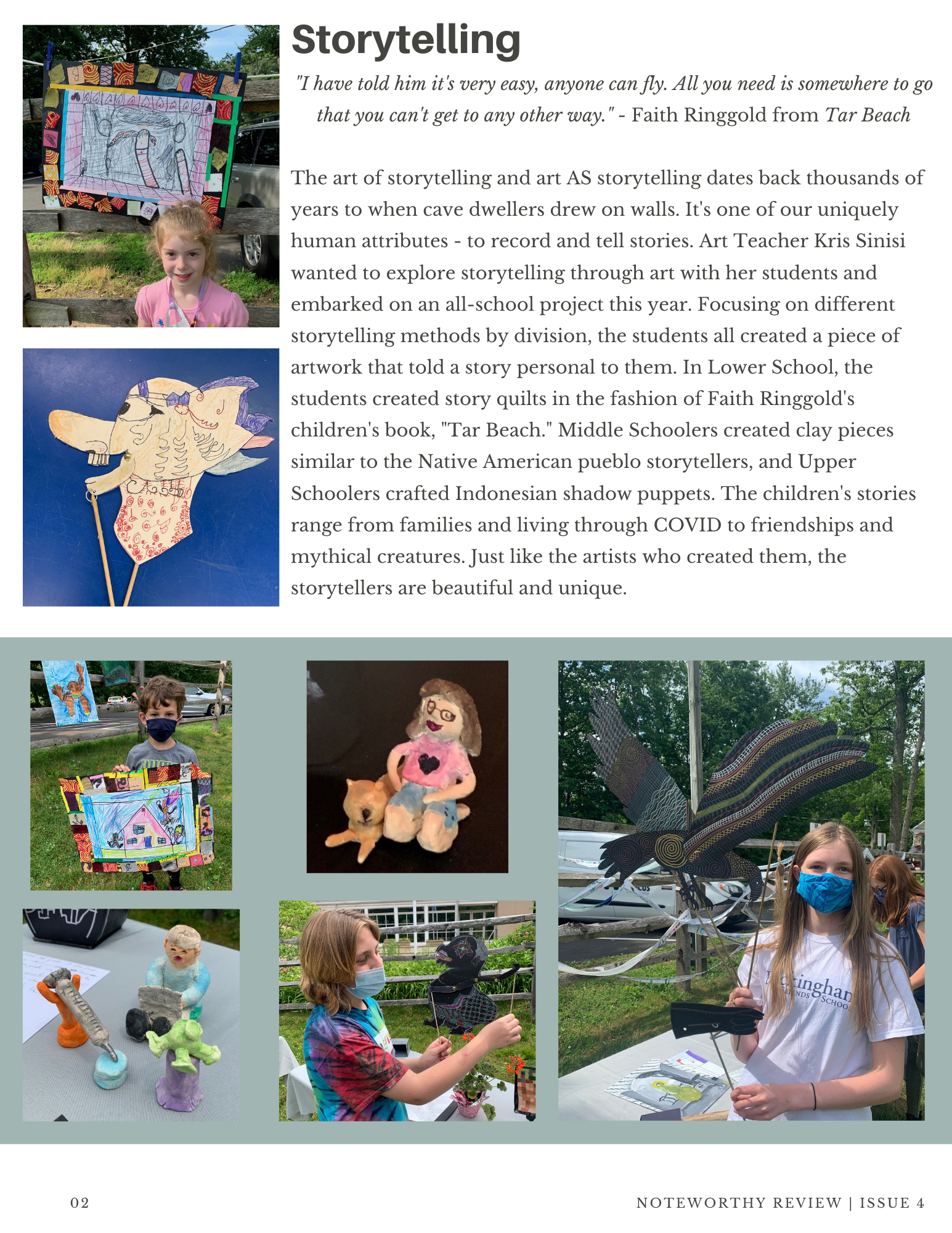 Noteworthy Review - June 2021 - Page 2