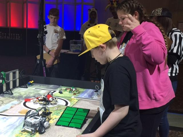 robotics VMS Underdogs