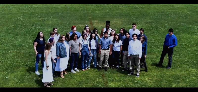 choir music video