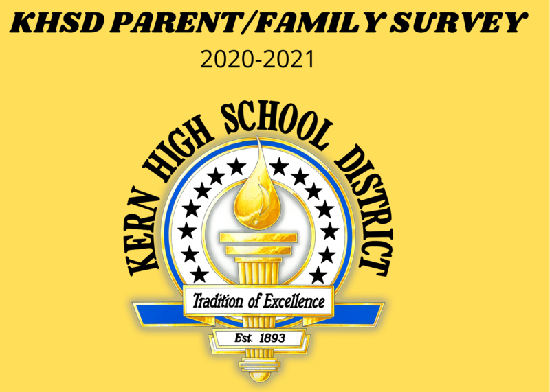 KHSD Parent and Family Survey 2020-21