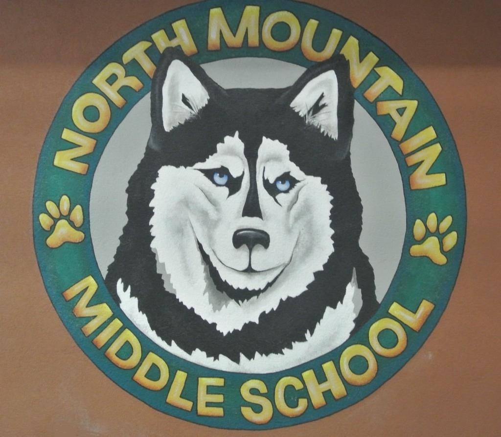Painted North Mountain Logo