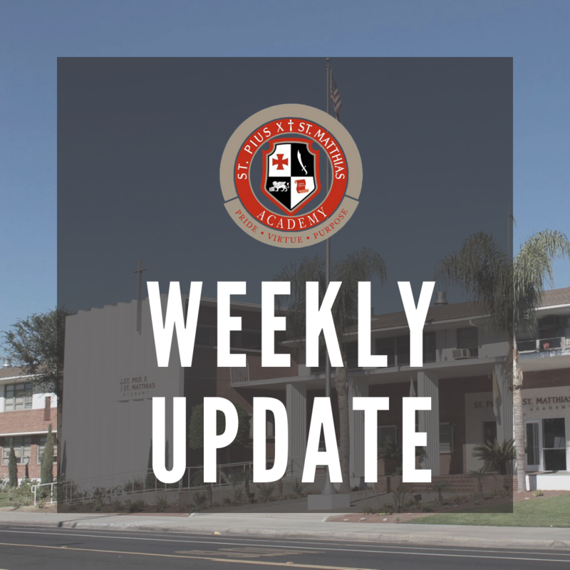 The PMA Weekly Update Thumbnail Image