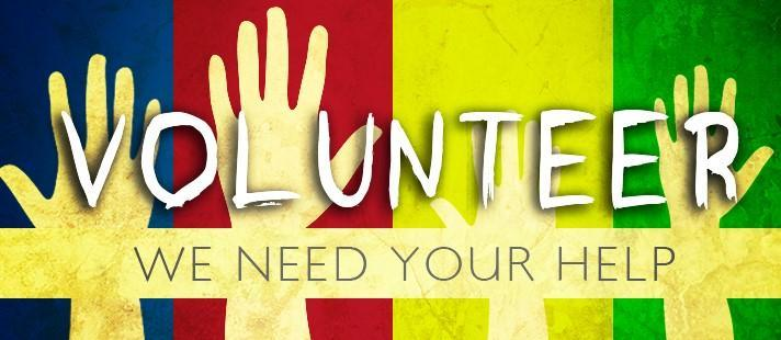 We want you to volunteer with GISD!