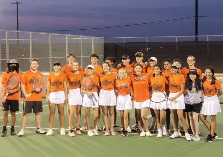 MVHS Tennis