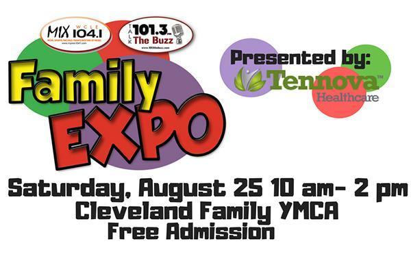 Mix 104.1 Family Expo