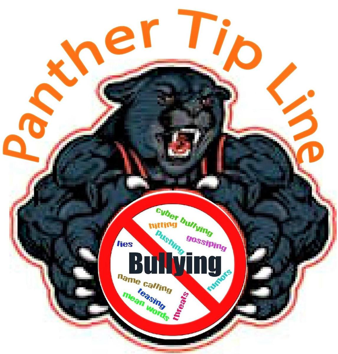 Panther Tip Line